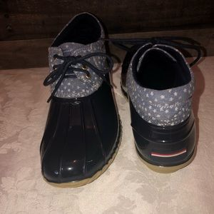 Tommy Hilfiger Water Resistant Boots